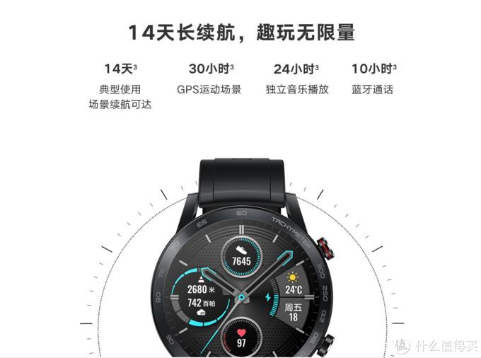 比GT2更便宜:荣耀MagicWatch 2 智能手表发布  42mm/46mm可选,14天长续航,麒麟A1芯片加持