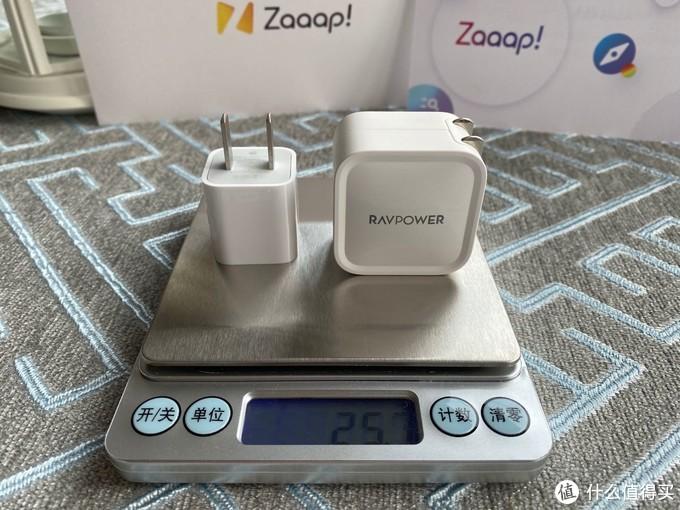 苹果5W充电器