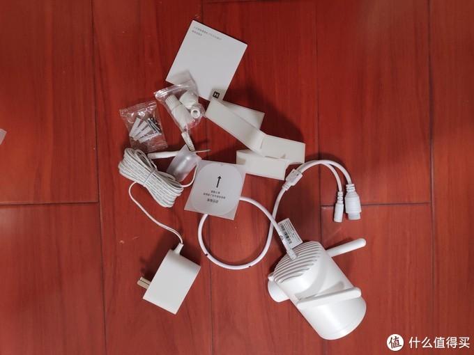 【轻评测】性价比超高的室外相机——小白智能摄像机户外云台版N1