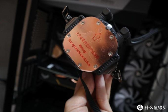安钛克冰钻P120游戏机箱装机体验:大面积强进出风 + 全景展示硬件