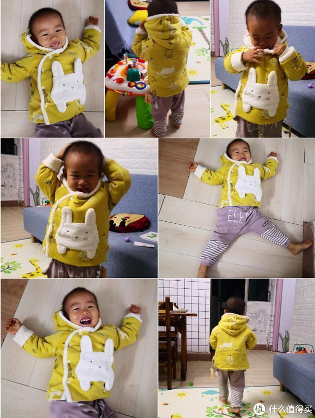 宝宝衣服测评之双十一专场:捂紧钱包好过冬