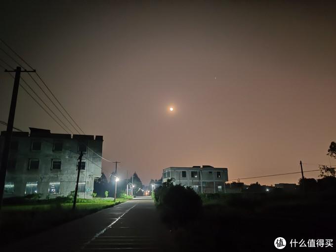 晚上10点,从村里加完半回家,扶贫不易