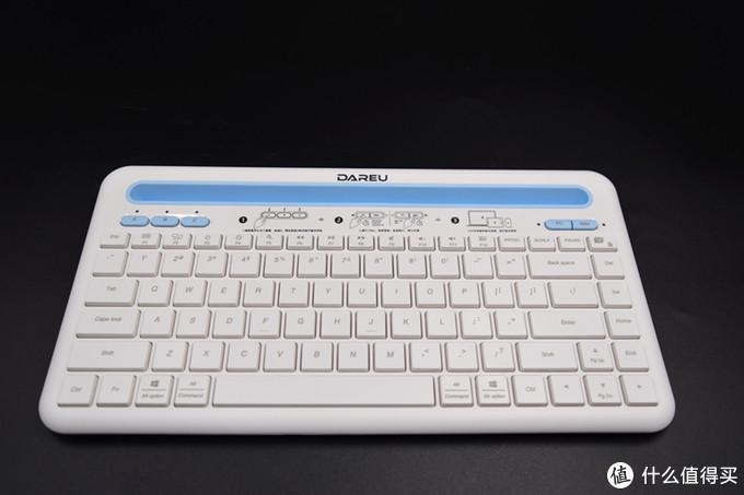 静享无线--达尔优LK200蓝牙键盘上手