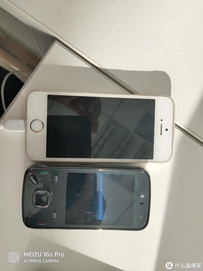 和iPhone SE对比