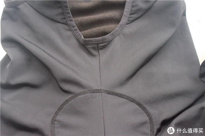 舒适的黑丝诱惑?Vertex基础抓绒背带裤
