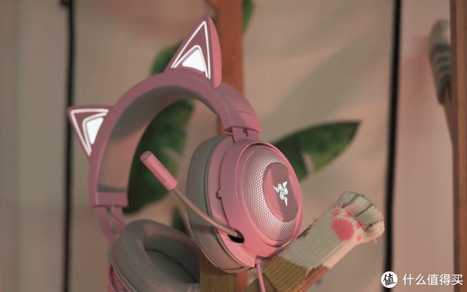 粉红猫猫谁不爱?少女心爆表的雷蛇北海巨妖萌猫版开箱体验