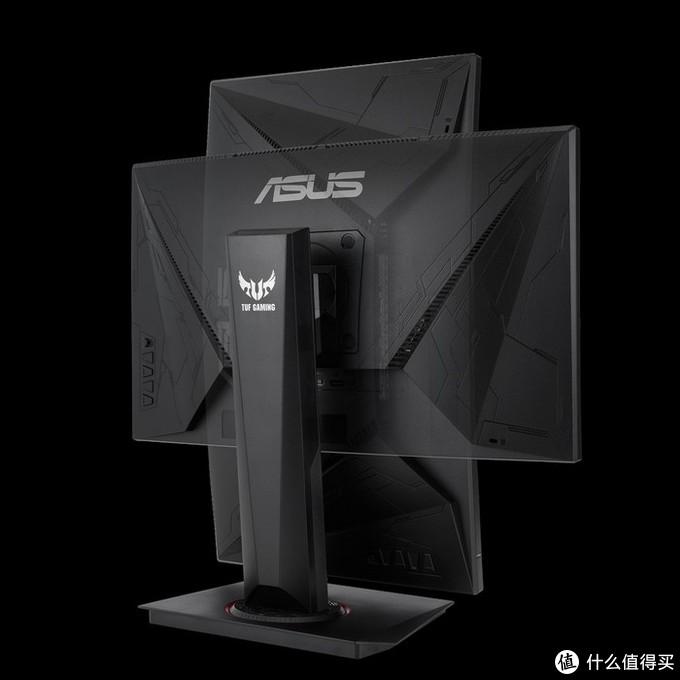 电竞小金刚:ASUS 华硕 发布 TUF VG24VQ 显示器