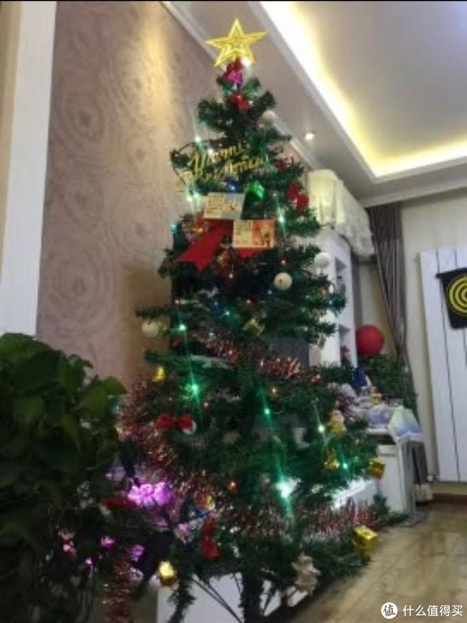 用券后仅79元1.5米豪华版圣诞树