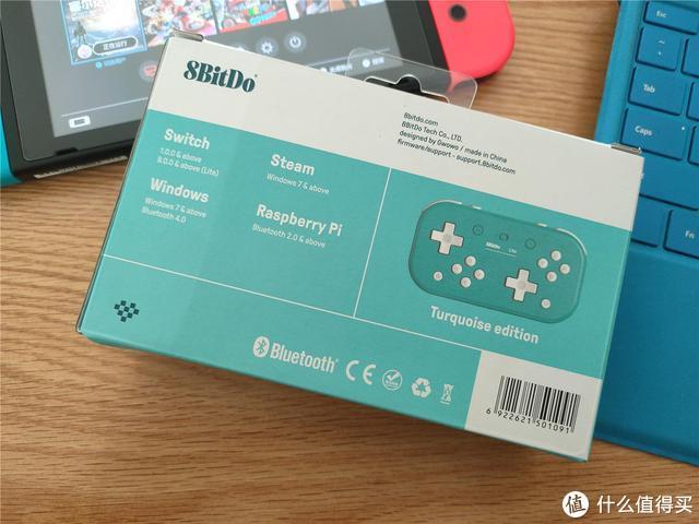 2D游戏神器,八位堂Lite游戏手柄评测