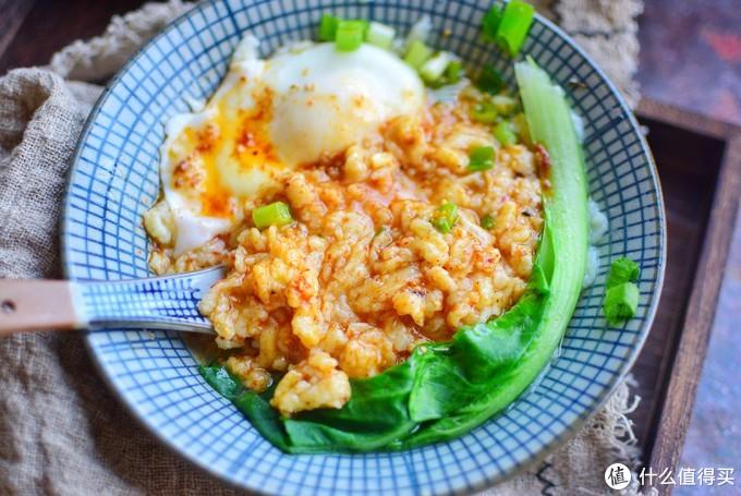 冬天早餐特爱吃面食新做法,比面条滑溜比粥细嫩,老少皆宜超省时