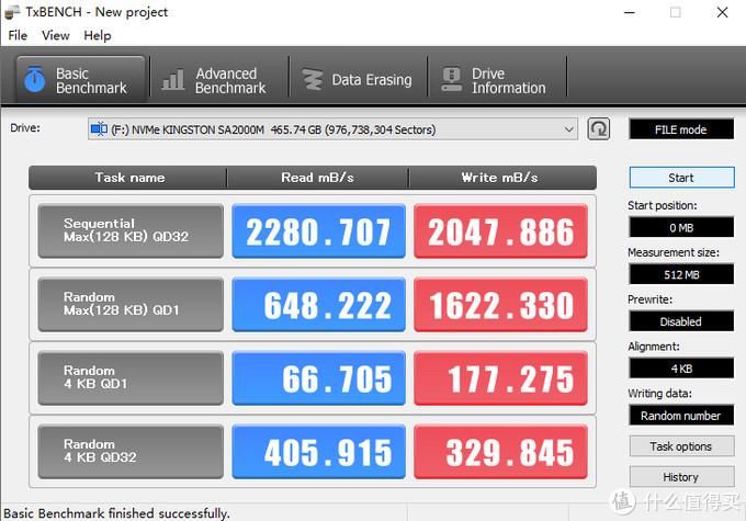 金士顿Kingston A2000 M.2 NVMe SSD评测:电脑升级性价比之选