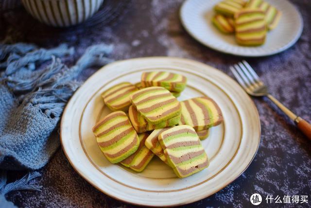 自制彩色饼干,又酥香又美味,送给邻居家宝贝,孩子喜欢得不得了