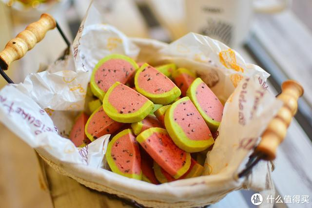 孩子最喜欢的西瓜小饼干,每次做都不够吃