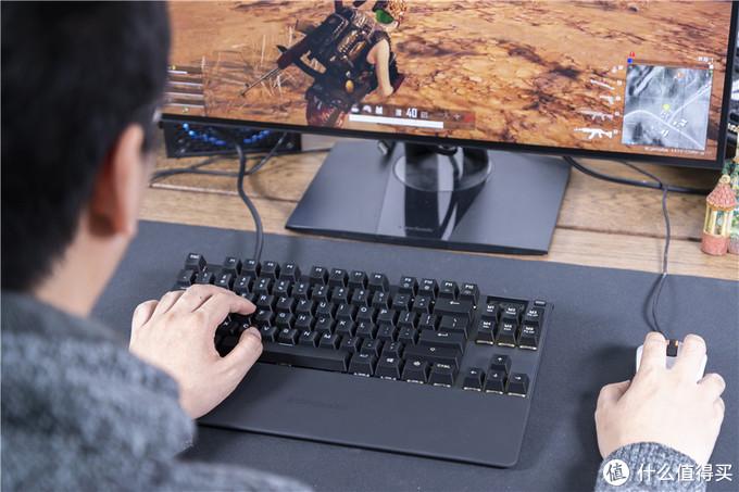 赛睿Apex 7 TKL游戏机械键盘体验测评:享受指尖飞舞带来的快感吧!