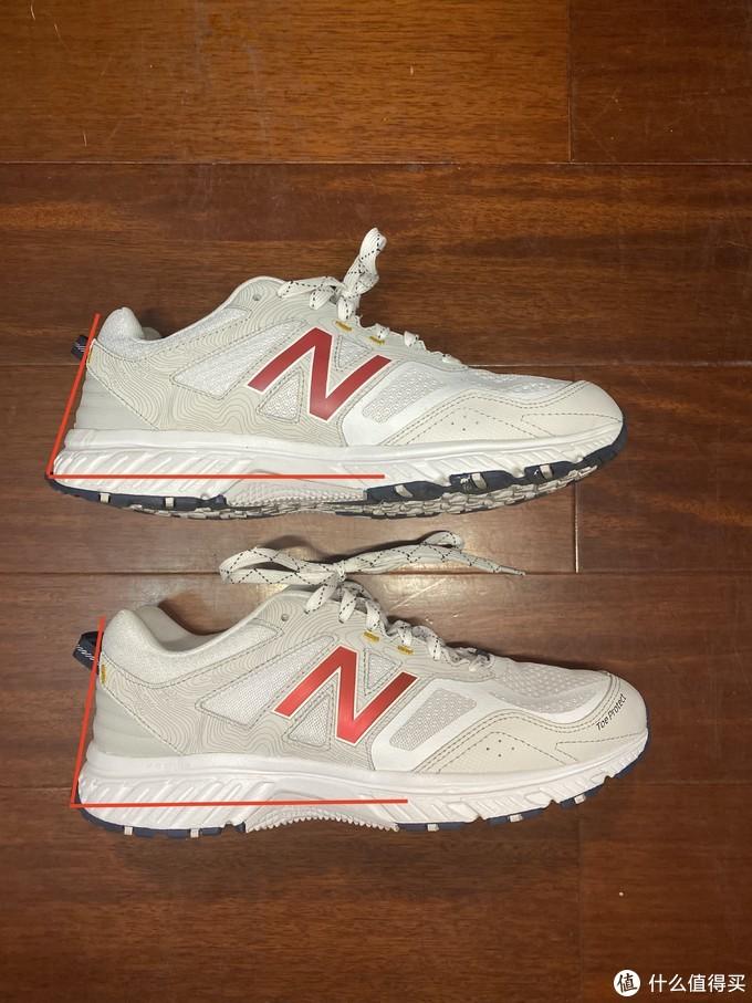 拯救你的大脚,从此不再穿小鞋!--扩鞋器使用 及NB MT510WR4运动鞋晒单