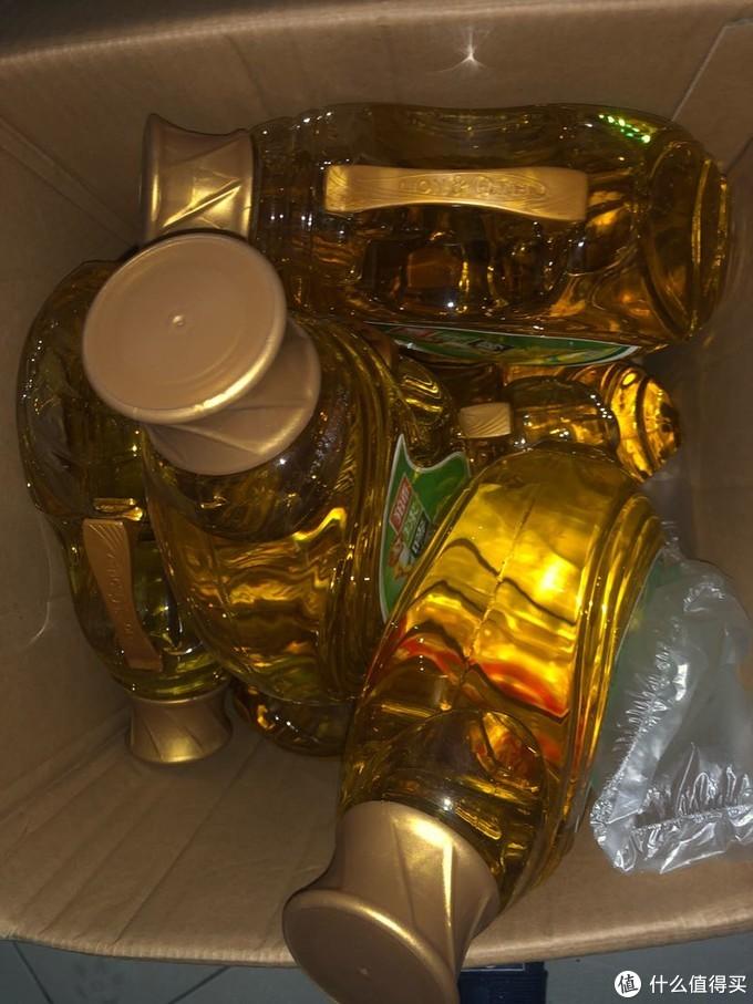 最后用双11期间送的红包几乎不花钱买了几箱油。今年的油就不用愁啦