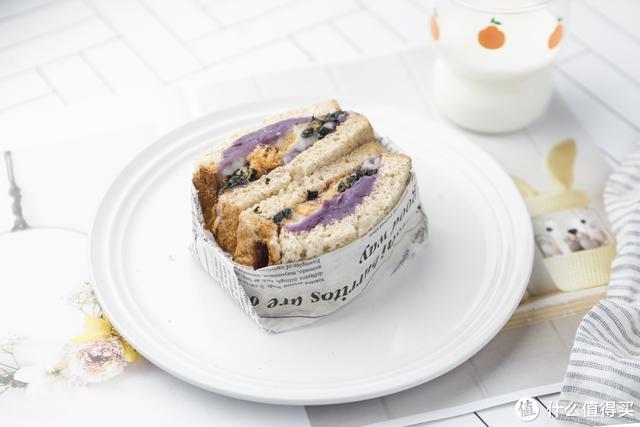 网红三明治在家做,营养丰富,好吃到停不下来!