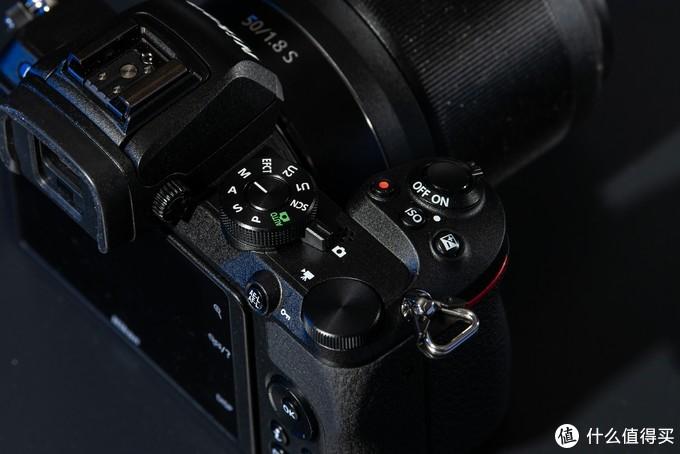 Z50按键操作区域