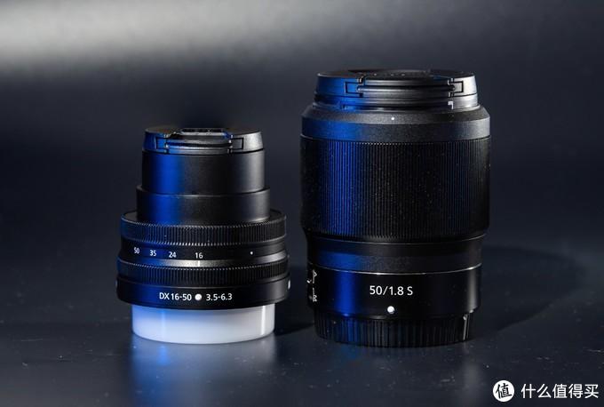 DX 16-50 与 50 1.8s