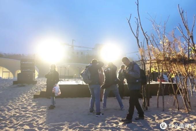 去冬天的阿那亚看一场恒哈图的演出