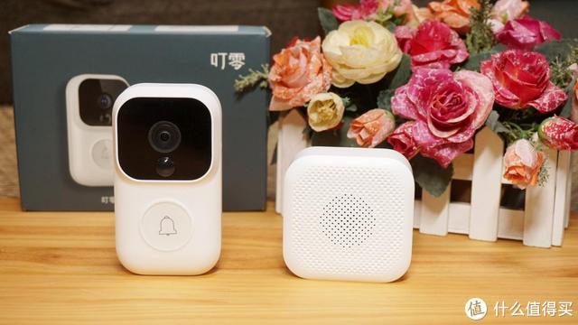 """家门口的""""眼睛"""",手机看门外,出门更安心,叮零智能视频门铃S上手体验"""