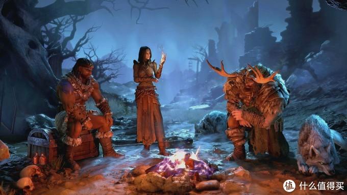 暴雪暗示《暗黑破坏神4》细节:长期更新下去 会有很多惊喜