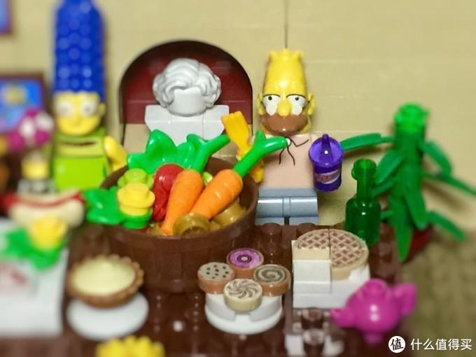 LEGO MOC: 感恩大餐-71006 & 71016