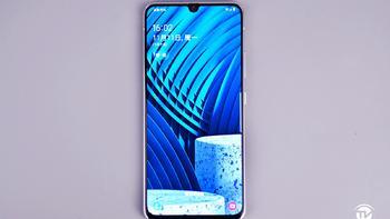 三星Galaxy A90 5G手机测评三星s10 5g参数(屏幕|接口)
