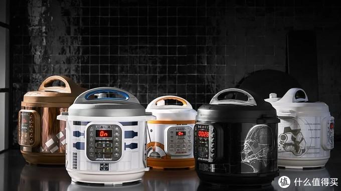 美零售商推出《星战》电饭煲,愿原力与厨房美味同在