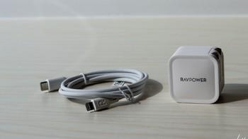 Ravpower快充套装体验睿能宝充电器评测(充电)