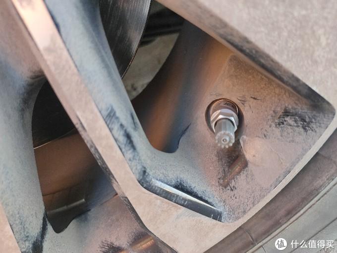 铁将军内置胎压监测安装体验