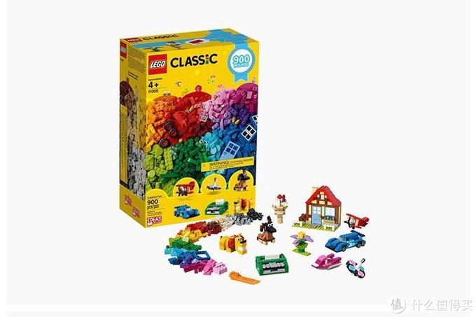 网易考拉:LEGO 乐高 Classic 经典系列 11005 创意拼