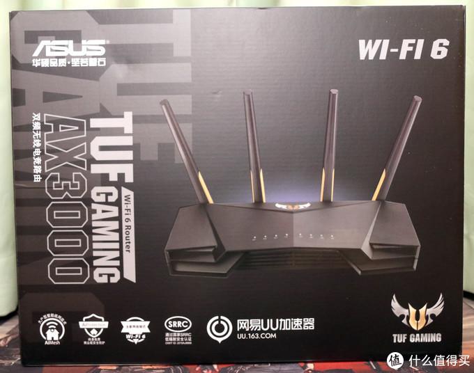 同是WiFi 6 远近高低各不同华硕TUF-AX3000 PK网件RAX40