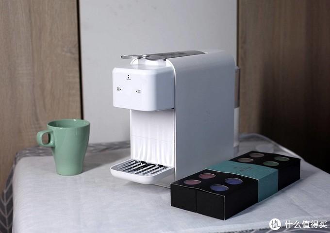 40秒一杯浓香茶,小马智泡机测评