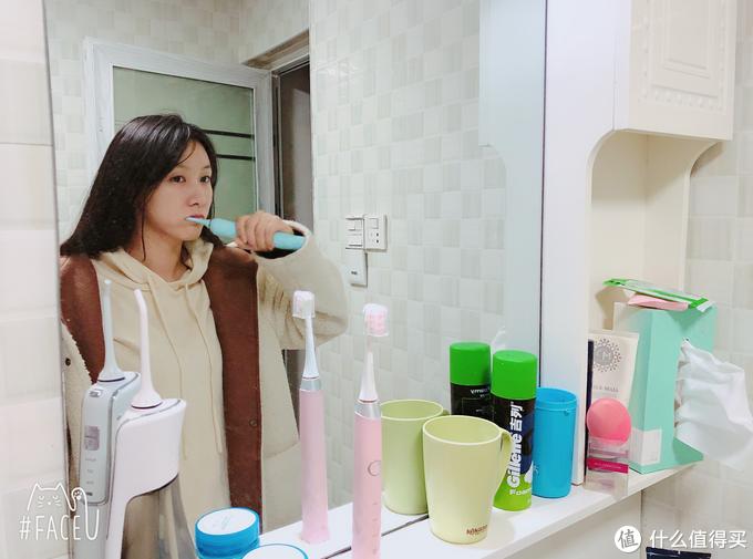 电动牙刷也可以组CP?圣涛F-01上手体验