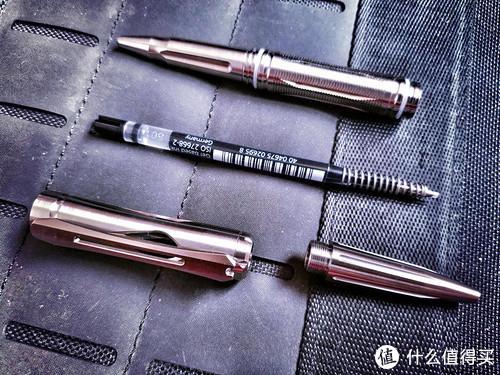闲来说说战术笔的主要组成部分