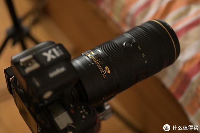 拍摄本次Z50图片使用的是D810和电磁炮