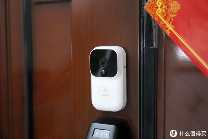 小米有品安防新品测评:猫眼+门铃+监控,6个月续航,仅299元