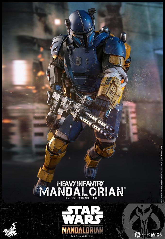 玩模总动员:HT推出星战《曼达洛人》重装曼达洛人1:6比例珍藏人偶