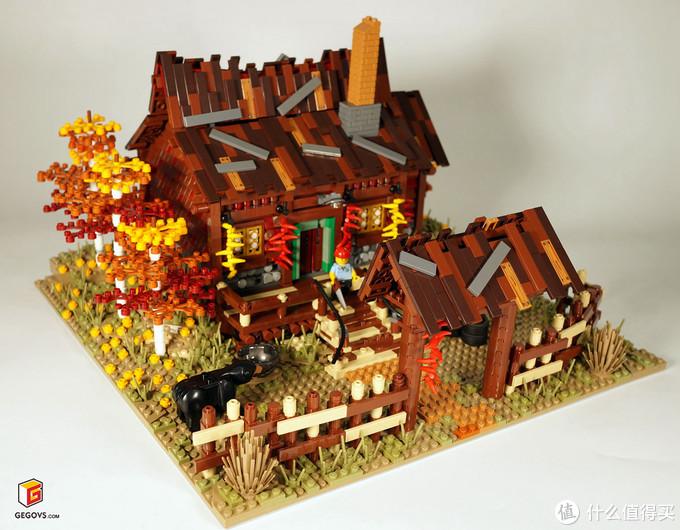 《熊出没》-光头强的家(秋季版)