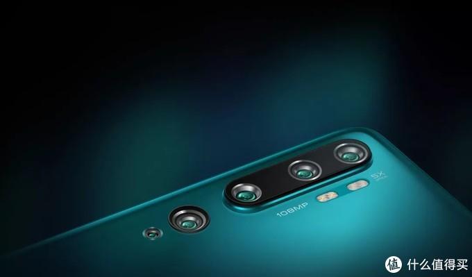 小米CC9 Pro:顶级五摄影像系统