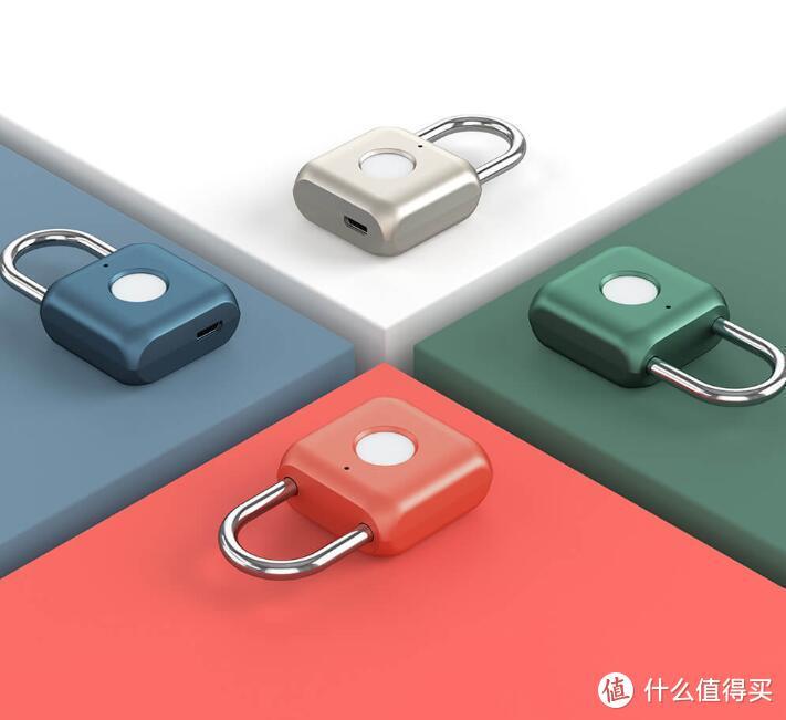 告别钥匙密码,优点科技推出Kitty指纹挂锁