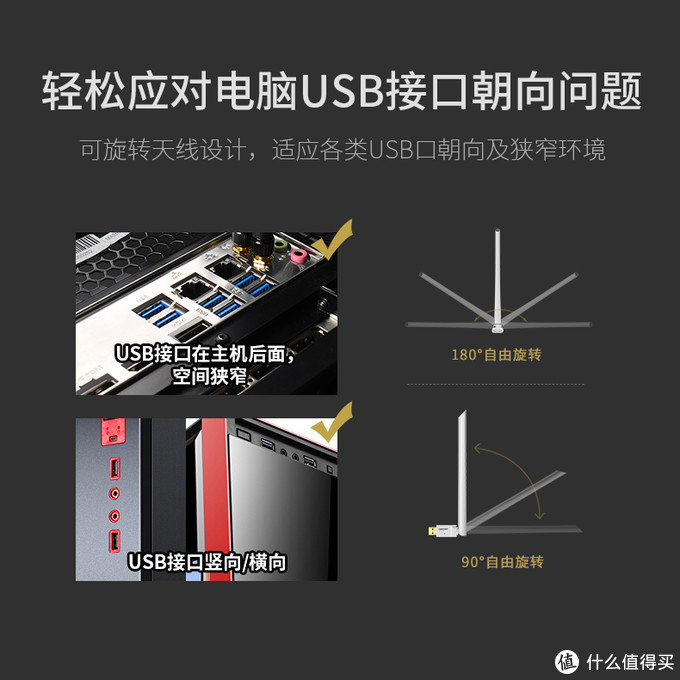 650Mbps穿墙网卡来袭
