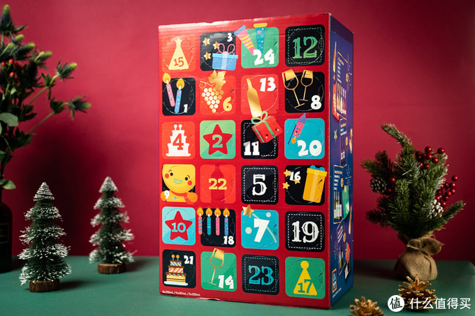 """德国来的""""成人版圣诞盲盒"""",真是太好玩了"""