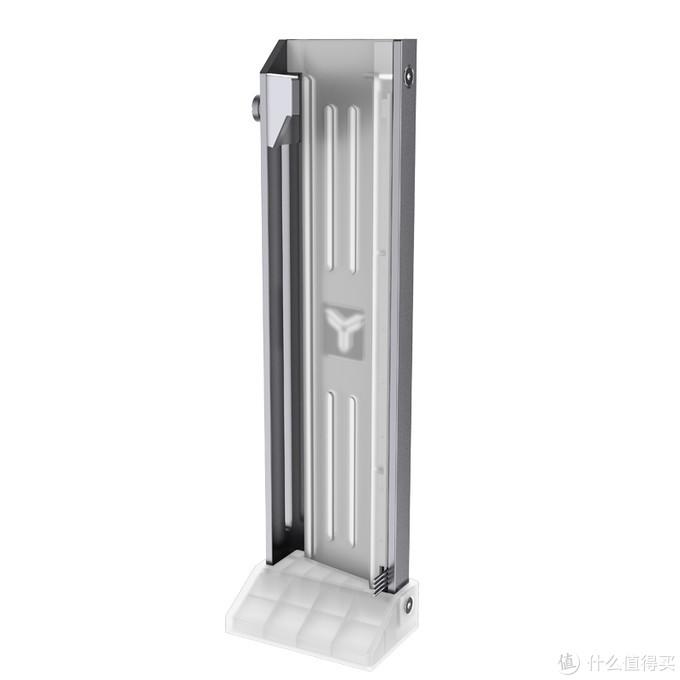 铝镁合金材质+可寻址RGB灯效:JONSBO 乔思伯 发布 VC-4 显卡支架