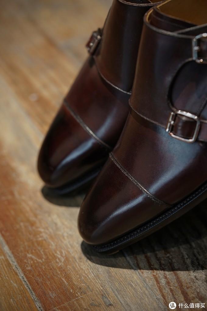 皮鞋开箱 篇四:千元左右买到的国产暗线固特异手工皮鞋开箱评测