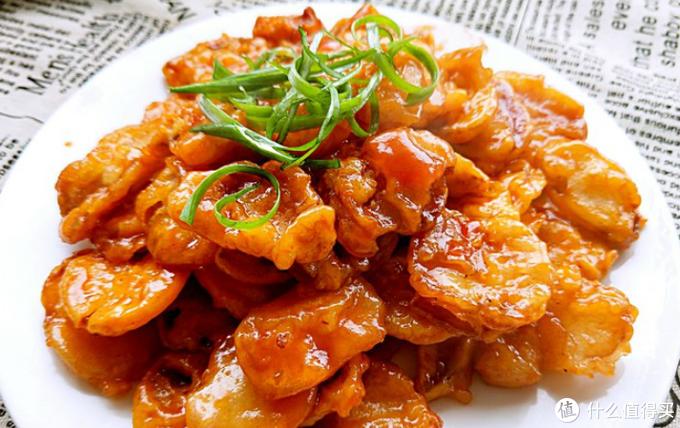 素食无肉似有肉之杏鲍菇