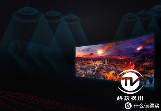 用实力诠释未来智能生活新风尚 8K消费级大屏强势来袭