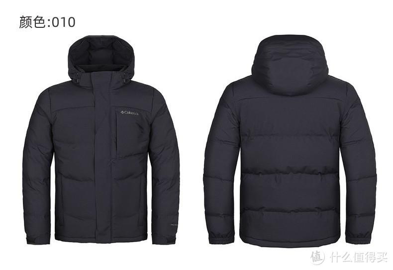 Columbia/哥伦比亚户外2019秋冬新品男款防水热能反射800蓬羽绒服PM5696