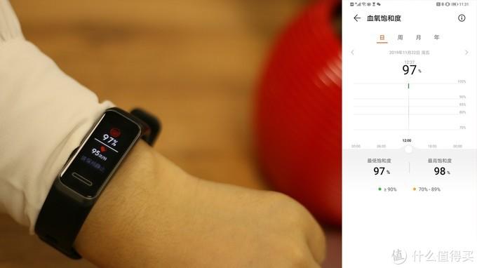 华为手环4全面测评:运动健康功能表现抢眼,外观越来越时尚
